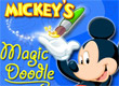 Магията на Мики Mickey Magic Doodle