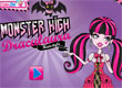 Монстър Хай Дракулаура Monster High Draculaura Make Over