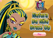 Монстър Хай Нефера Де Нил Обличане Monster High Nefera De Nile Dress Up
