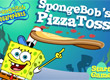 СпонджБоб разносвач на пица SpongeBobs Pizza Toss