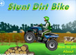 Каскади с мотори Stunt Dirt Bike
