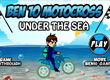 Бен 10 Мотокрос под вода Ben 10 Motocross Under the Sea