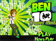 Бен 10 Мощна стрелба Ben 10 Power Shot