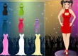 Диско мода disco fashion dressup